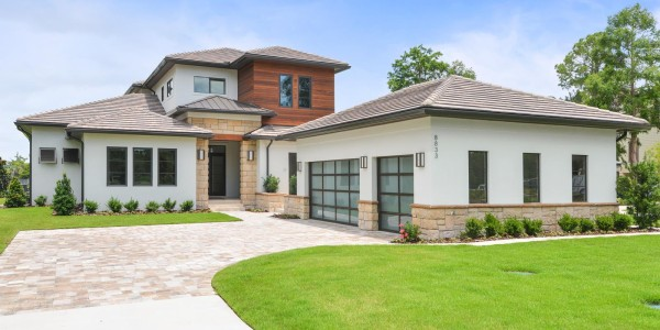 California Contemporary Glen Robert Custom Homes
